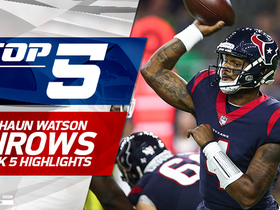 Deshaun Watson's top five plays | Week 5