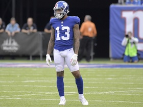 Ian Rapoport: Odell Beckham will have MRI on Monday