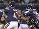 Watch: Everson Griffen welcomes Mitchell Trubisky to NFL with big-time strip-sack
