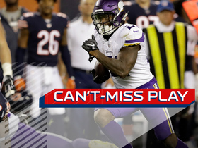 Can't-Miss Play: Jerick McKinnon ZOOMS through defense for longest TD of career