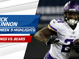 Jerick McKinnon highlights | Week 5