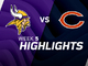 Watch: Vikings vs. Bears highlights | Week 5