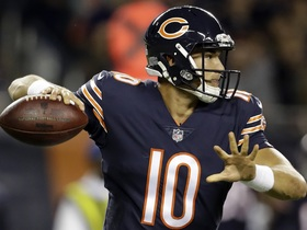 What are the expectations for Mitchell Trubisky moving forward?