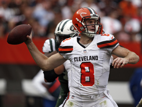 Kevin Hogan to start Sunday at Houston