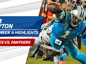 Cam Newton highlights | Week 6