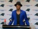 Watch: Cam Newton: Eagles are the first 'playoff caliber' team we've played