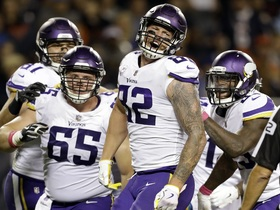 Kyle Rudolph: Vikings need to protect the ball to stop the Packers
