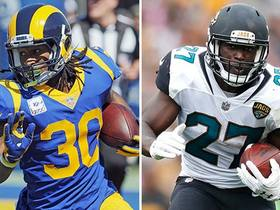 Could Gurley vs. Fournette be the best RB duel of the season?
