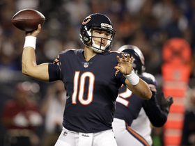 The sleeper receiver that could be Trubisky's go-to target