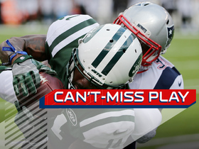 Can't-Miss Play: Kerley snatches ball over Jonathan Jones for 30-yard grab