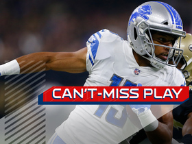 Watch: Can't-Miss Play: Golden Tate puts the moves on three defenders on front-flip TD