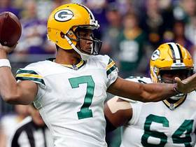 Watch: Hundley throws first career NFL TD pass to Adams