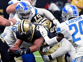 Mark Ingram fights his way into end zone, scores second TD of afternoon