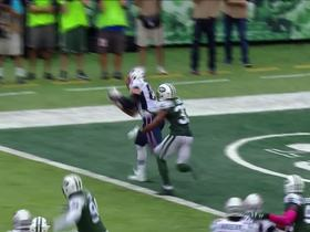 Watch: Rob Gronkowski beats Jamal Adams for TD