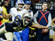 Watch: Saints deny Lions on fourth and goal before halftime