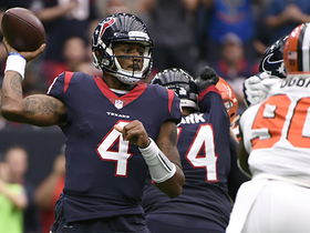 Deshaun Watson throws another TD, this time to DeAndre Hopkins