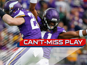 Can't-Miss Play: Harrison Smith tips ball to himself for INT