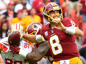 Cousins fires to Ryan Grant to convert crucial red-zone third down