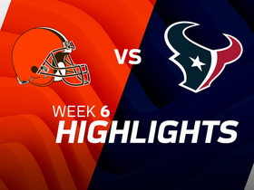 Browns vs. Texans highlights | Week 6