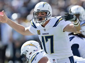 Watch: Philip Rivers goes wild on non-PI call