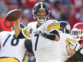 Big Ben picks apart Chiefs secondary on 20-yard throw to Bryant
