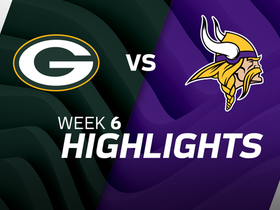 Packers vs. Vikings highlights | Week 6