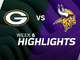 Watch: Packers vs. Vikings highlights | Week 6