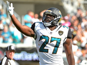 Leonard Fournette has a touchdown in each of his first six games