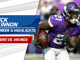 Jerick McKinnon highlights | Week 6