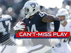 Watch: Can't-Miss Play: Cordarrelle Patterson takes off for electrifying rushing TD