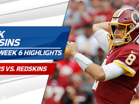 Kirk Cousins highlights | Week 6