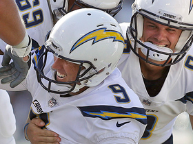 Chargers exorcise 4th-quarter demons, nail game-winning FG at buzzer