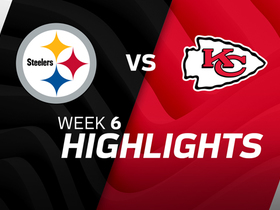 Steelers vs. Chiefs highlights | Week 6