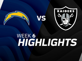 Chargers vs. Raiders highlights | Week 6