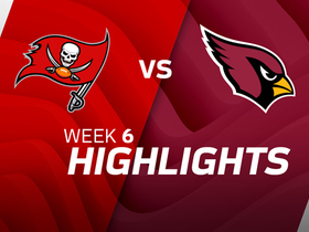 Buccaneers vs. Cardinals highlights | Week 6