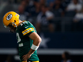 How does the NFC playoff picture change after Rodgers' injury?