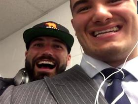 Mitchell Trubisky didn't want to take a redshirt season in Chicago