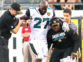 Rapoport: Fournette suffered minor ankle injury Sunday