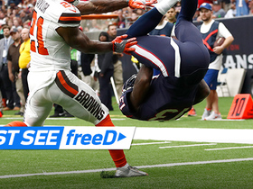 Watch: freeD: Braxton Miller flips into end zone | Week 6