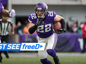 Watch: freeD: Harrison Smith picks off Brett Hundley | Week 6