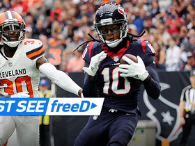 Watch: freeD: DeAndre Hopkins touchdown catch | Week 6