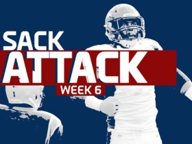 Watch: Sunday Sack Attack: Week 6