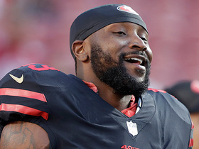 Watch: Ruiz: 'Not out of the question' for NaVorro Bowman to play Thursday vs. Chiefs