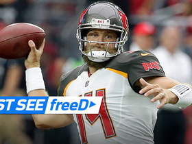 Watch: freeD: Fitzpatrick goes DEEP to Evans for 41-yard gain | Week 6