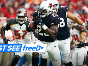 Watch: freeD: A.P. breaks free on first TD run with Cardinals | Week 6