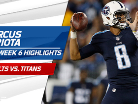 Marcus Mariota highlights | Week 6