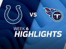 Watch: Colts vs. Titans highlights | Week 6