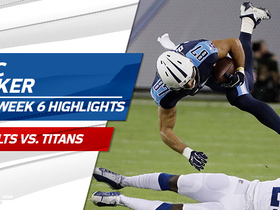 Watch: Every reception for Eric Decker | Week 6
