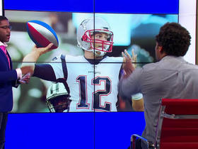 Watch: GMFB's NFL Innovations with Dhani Jones