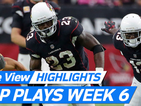 Watch: freeD: Top 5 plays Week 6